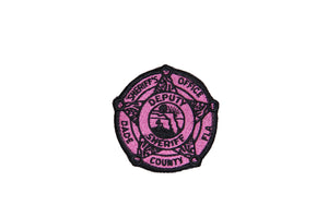 Miami Dade Sheriffs Breast Cancer Awareness Patch