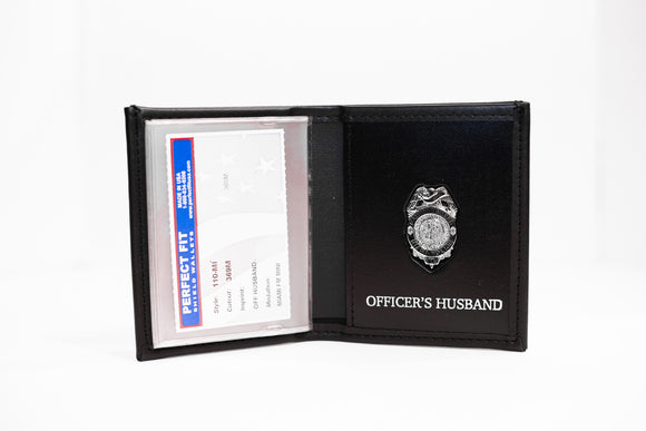 City of Miami Mini Badge ID holder and Wallet (110)