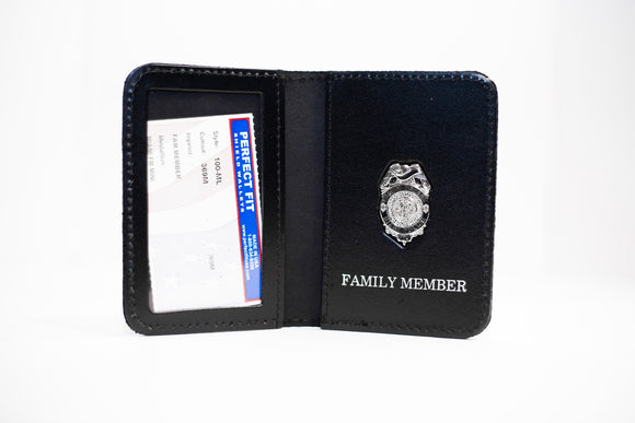 City of Miami Mini Badge ID holder and Wallet (100)