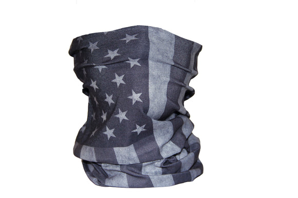 UC American Flag Blackout Faceshield