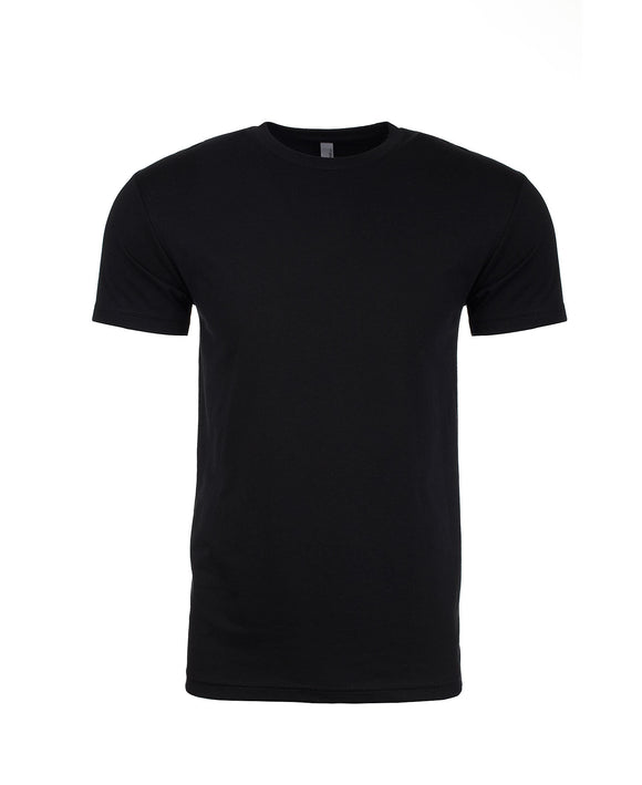 Next Level Men Short Sleeve Cvc Tee
