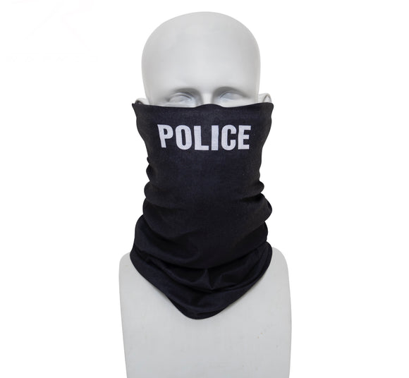 Multi-Use Tactical Wrap - Black / Police