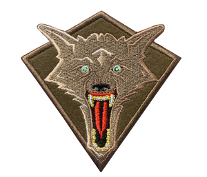 COYOTE BROWN PATCH