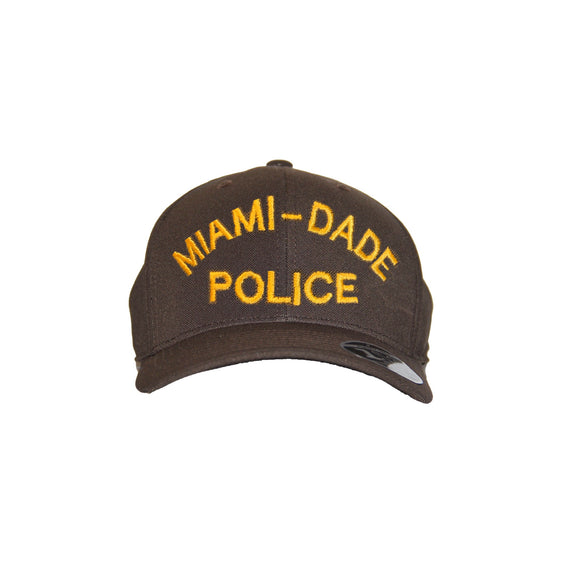 Miami Dade Police Department Flexfit Adult Cool & Dry Mini Pique Performance Cap
