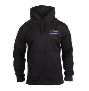Thin Blue Line Concealed Carry Hoodie