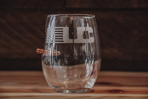 Benshot Uc Wine Glass