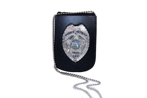 Perfect Fit Recessed Neck Badge and ID Holder