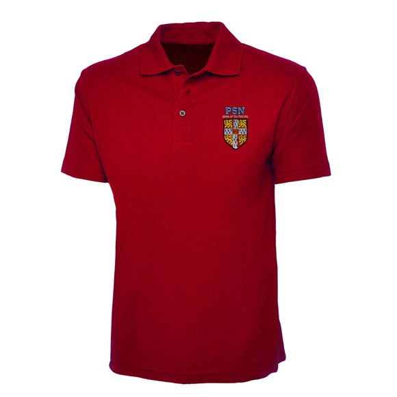PSN Elementary Youth Core Classic Pique Polo