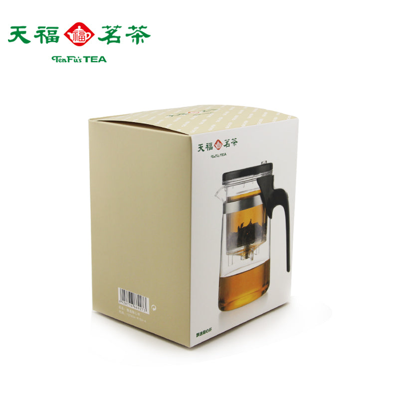 Kung Fu Tea Press Cup