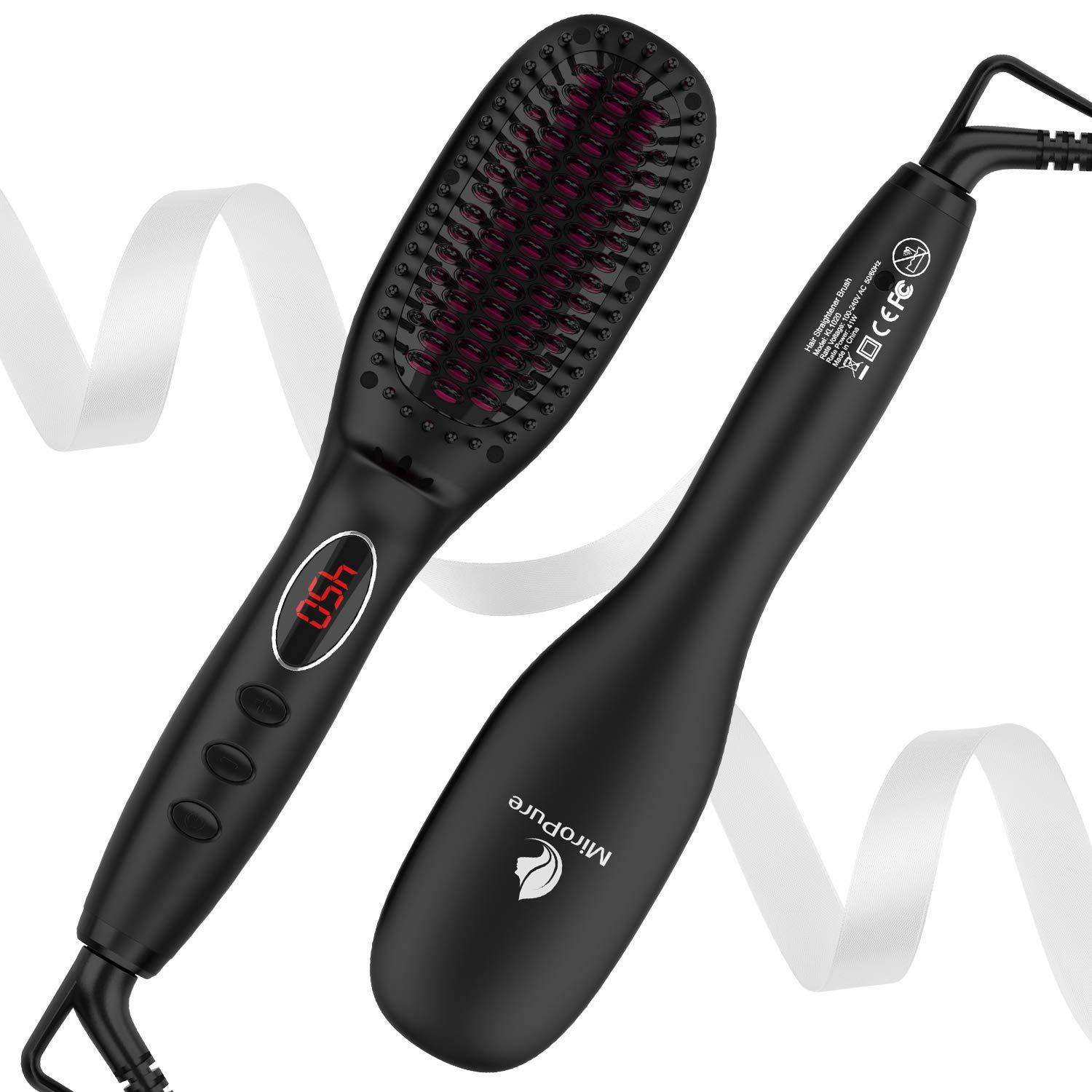 MiroPure KL1020 Hair Straightener Brush