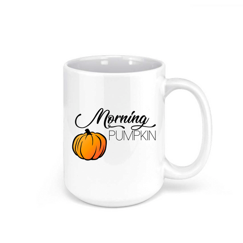 MORNING PUMPKIN