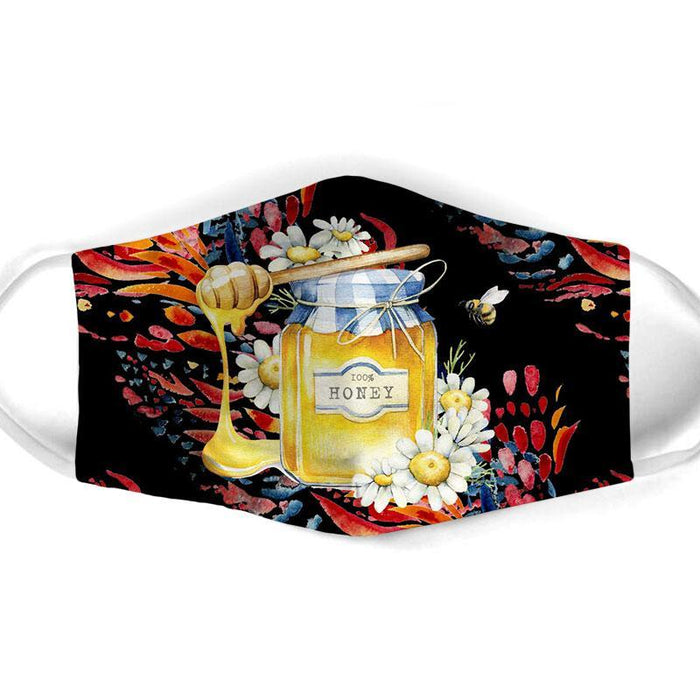 BEE ALL OVER PRINTS CLOTH MASK 72