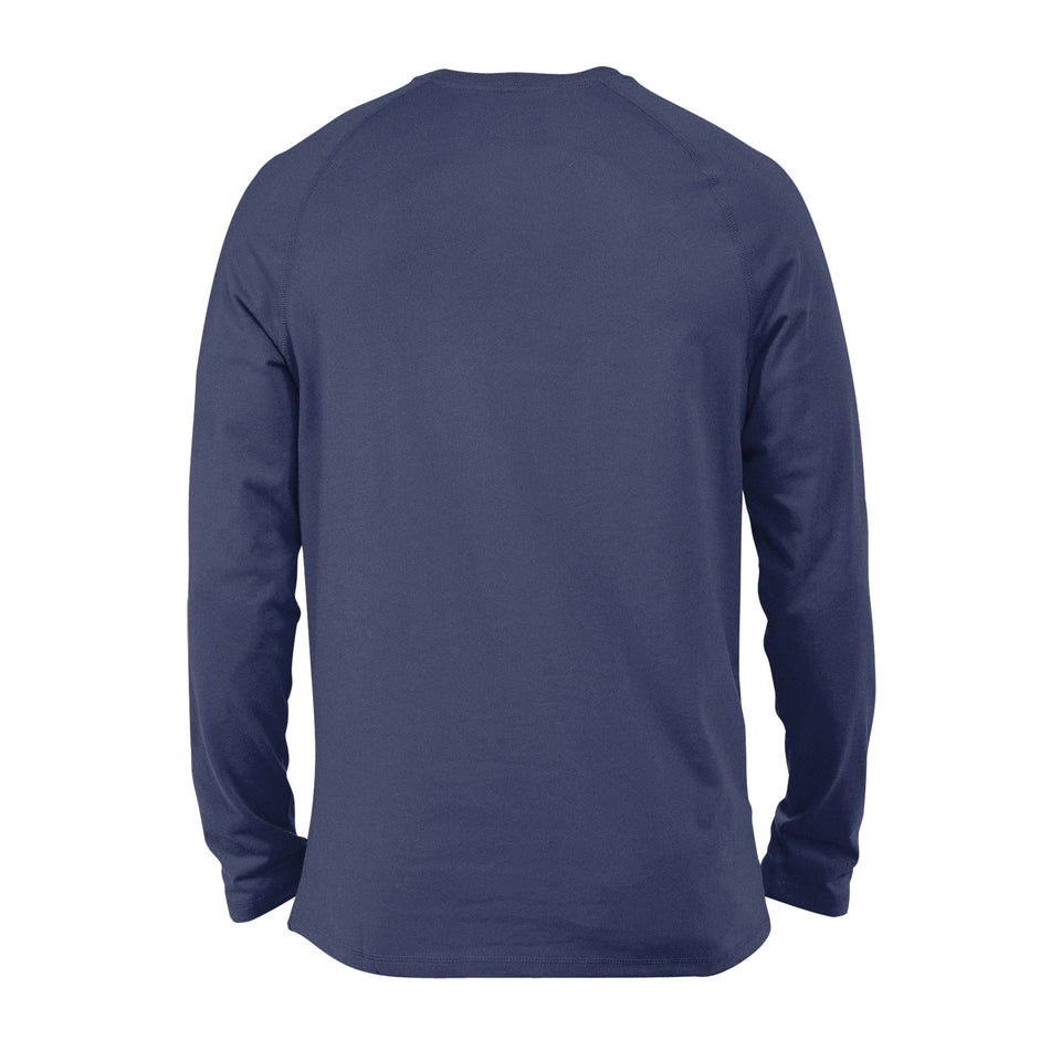 Let It Snow Walmart - Standard Long Sleeve - Family Presents