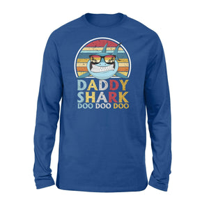 Shark Daddy Long Sleeve - Family Presents