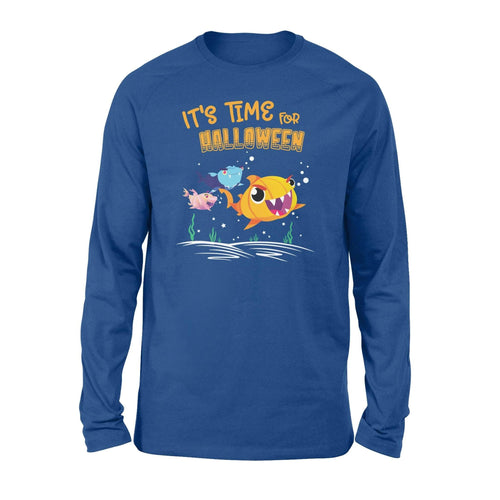 It's Time For Halloween Long Sleeve - Family Presents