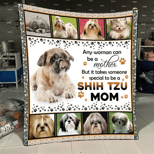 Shih Tzu – Shih Tzu Mom - Any woman can be a mother