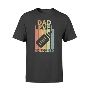 Dad Level Standard Tee - Family Presents