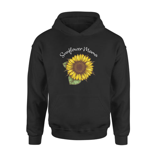 Sunflower Mama Hoodie - Family Presents