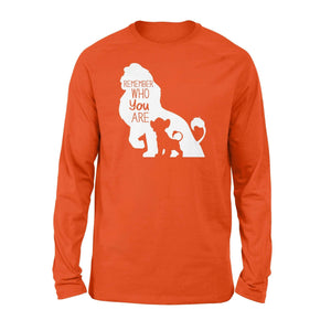 Lionking dad - Standard Long Sleeve - Family Presents