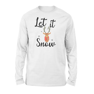 Let It Snow - Standard Long Sleeve - Family Presents