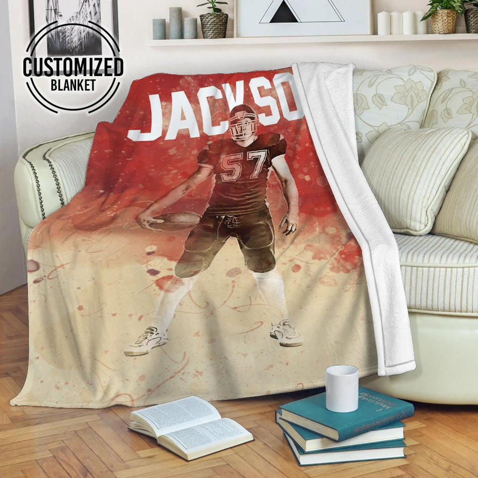 Customizable Photo Blanket