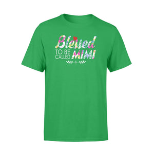 Blessed to be called Mimi - Standard T-shirt - Family Presents