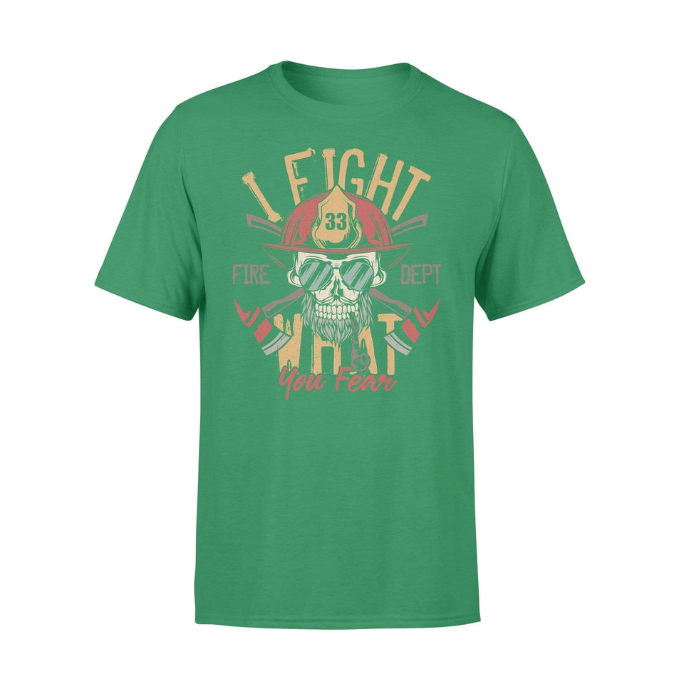 I Fight You Fear Premium T-shirt - Family Presents