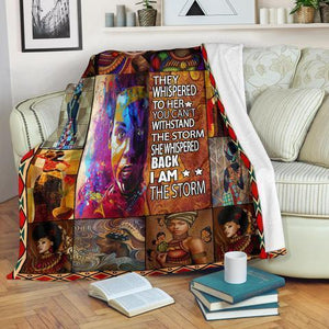 African Culture XL Blanket