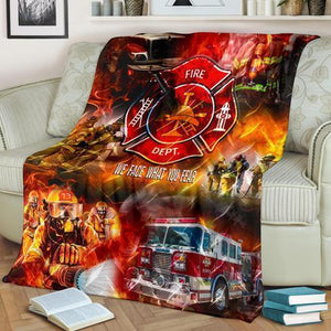 Firefighter XXIII Blanket
