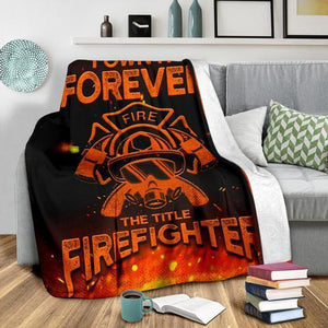 Firefighter XLV Blanket