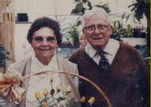 Bill and Phyllis Wheat