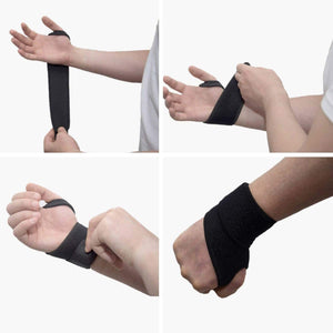 Premium Wrist support /Carpal Tunnel Wrist Brace suiting for Both Hands