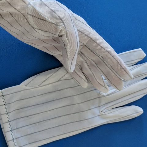 <center>ESD Acrylic Gloves</center>