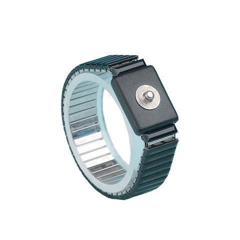<center>S1010/S1011: Cleanroom Expandable Metal Wrist Strap</center>