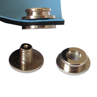 <center>S1091-URHSK: Universal Rigid/Hard Mat Snap Kit, 3/8in (10mm) Socket/Stud</center>