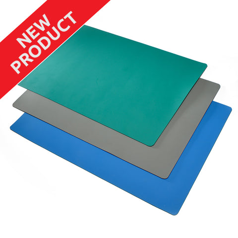 <center>S1470TM Series: Smooth Surface 2-Layer Rubber Tray Mats</center>
