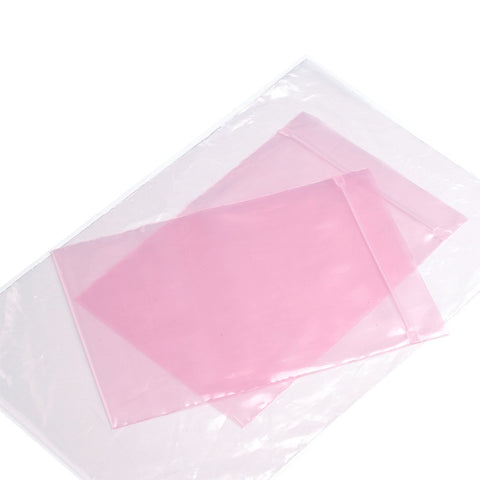 <center>S1800P: Pink Amine-Free Anti Static Bag</center>