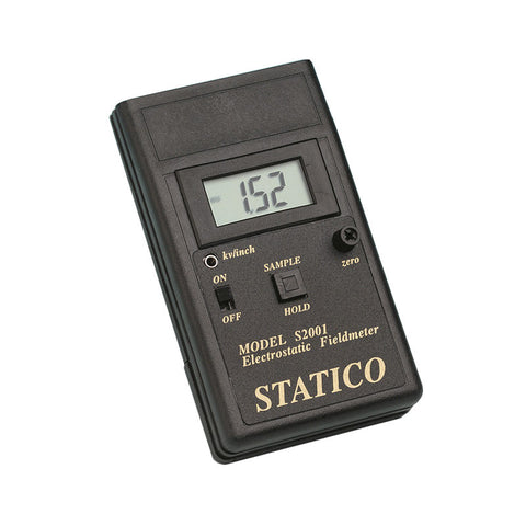 S2001 Electrostatic Fieldmeter for measuring static charge