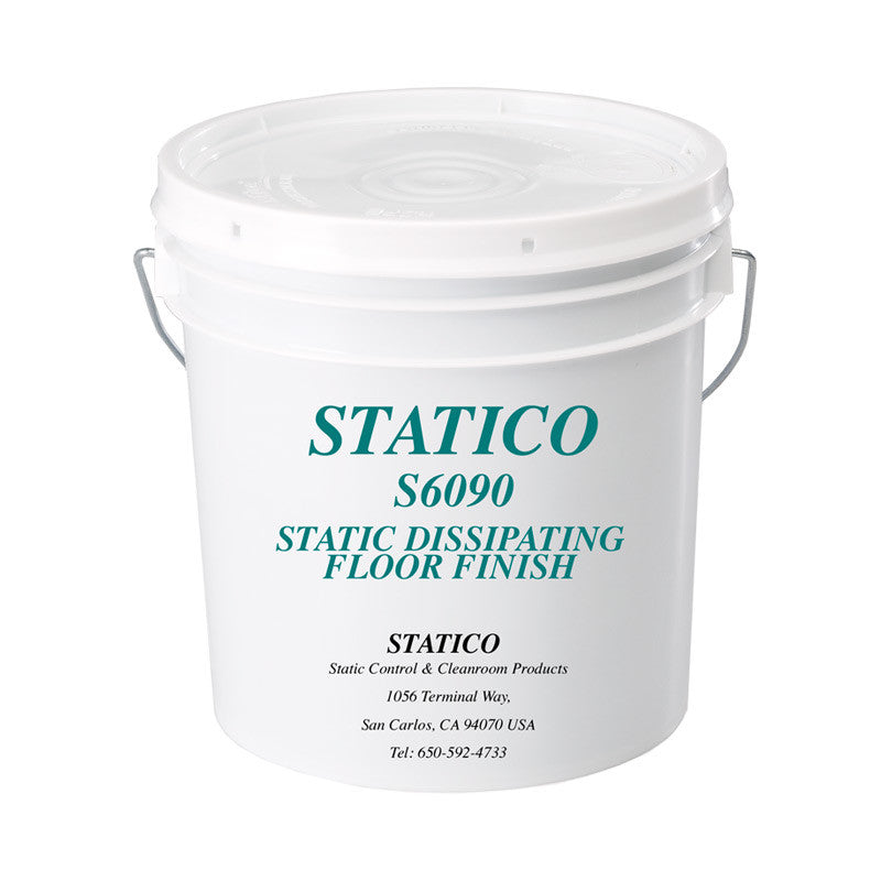 ESD Floor Finish | Static Dissipative Floor Finish | STATICO