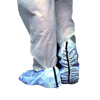 <center>SCR601C: Cleanroom Conductive Shoe Covers</center>