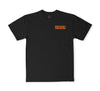 CITY GUIDE T-shirt - BLACK