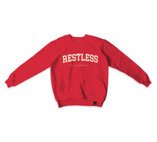 Red Cross Sweatshirt - RED