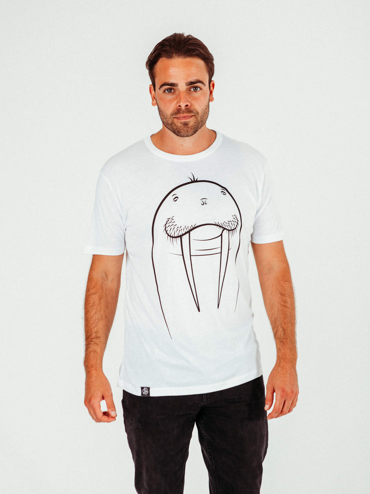 Walrus T-Shirt - TOMOTO