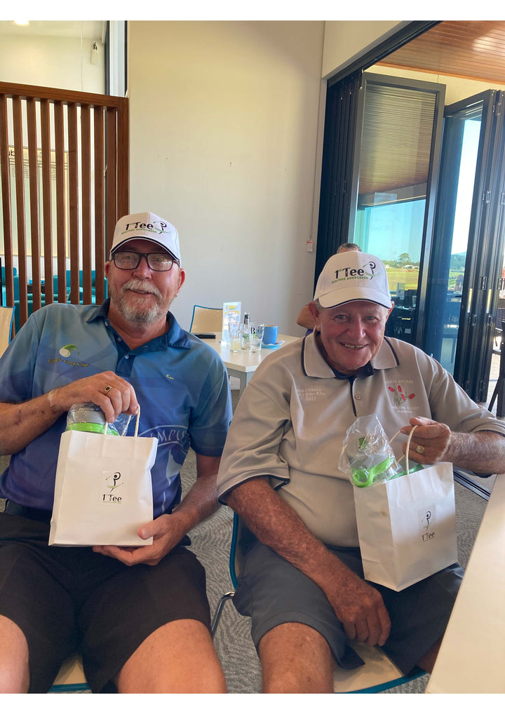 Sunshine Coast District Veterans Golf Association Event at Maroochy River Golf Club