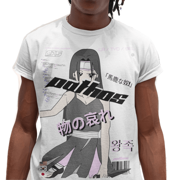 Pink Kunoichi Tee - Pathos Of Things