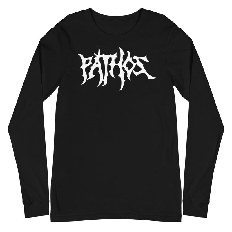 Death Metal Longsleeve Black - Pathos Of Things