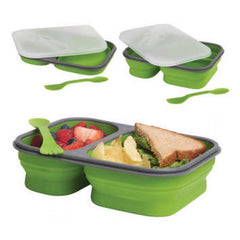 LARGE COLLAPSIBLE LUNCH BOX
