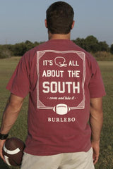 ALL ABOUT THE SOUTH S/S T-SHIRT