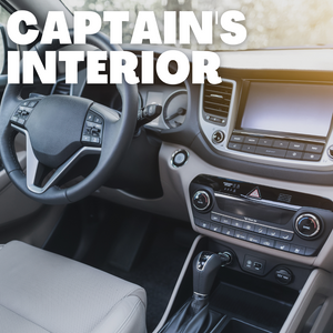Captain Rinse offers interior car detailing in toronto and car detailing in etobicoke