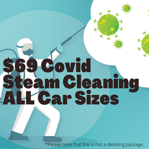 Covid Steam Cleaning